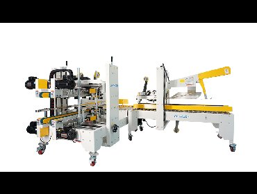 自动折盖工字型封箱机